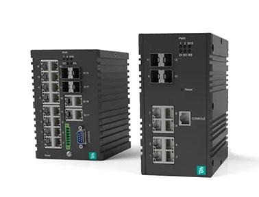 多功能 RocketLinx® 管理型以太网交换机加入工业通信产品组合