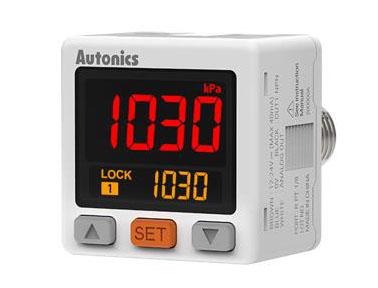 奥托尼克斯PSK系列2段显示型压力传感器
