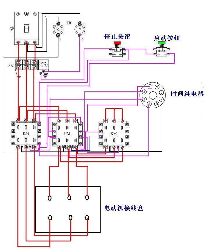 三铰拱桥受力分析图-星三角启动实物接线图  posted on 2008-12-15 22:04:54hq0769