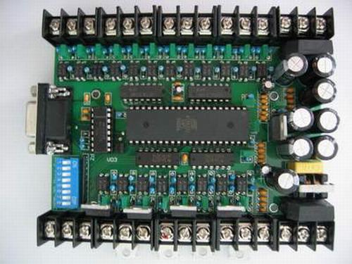 两个电磁阀控制两路气缸接线图