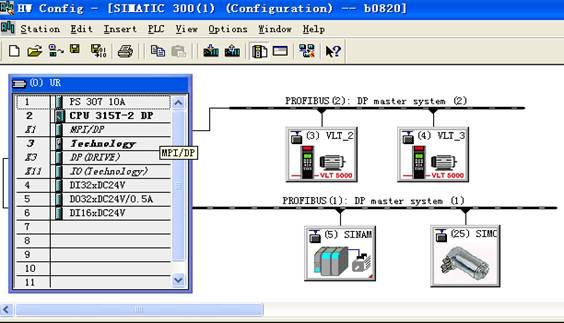 西门子simotion运动控制器和simatic 逻辑控制器于一体的新一代s7-300