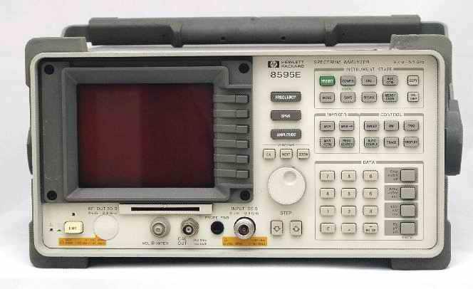 产品简介 技术指标 频率 频率范围:9kHz ~6.5GHz(直流耦合);100kHz ~6.5GHz(交流耦合) 频率基准 老化率:±2×10-6/年,±l×l0-7/年(选件004) 温度稳定性:±5×10-6,±l×lO-8(选件004) 初始精度:±0.5× 10-6,±2.2×l0-8(选件004) 频率读出精度(起始处、终止处、中心处、频标处):   ±(频率读数&