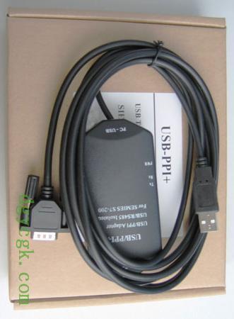 供应西门子plc编程电缆usb-ppi