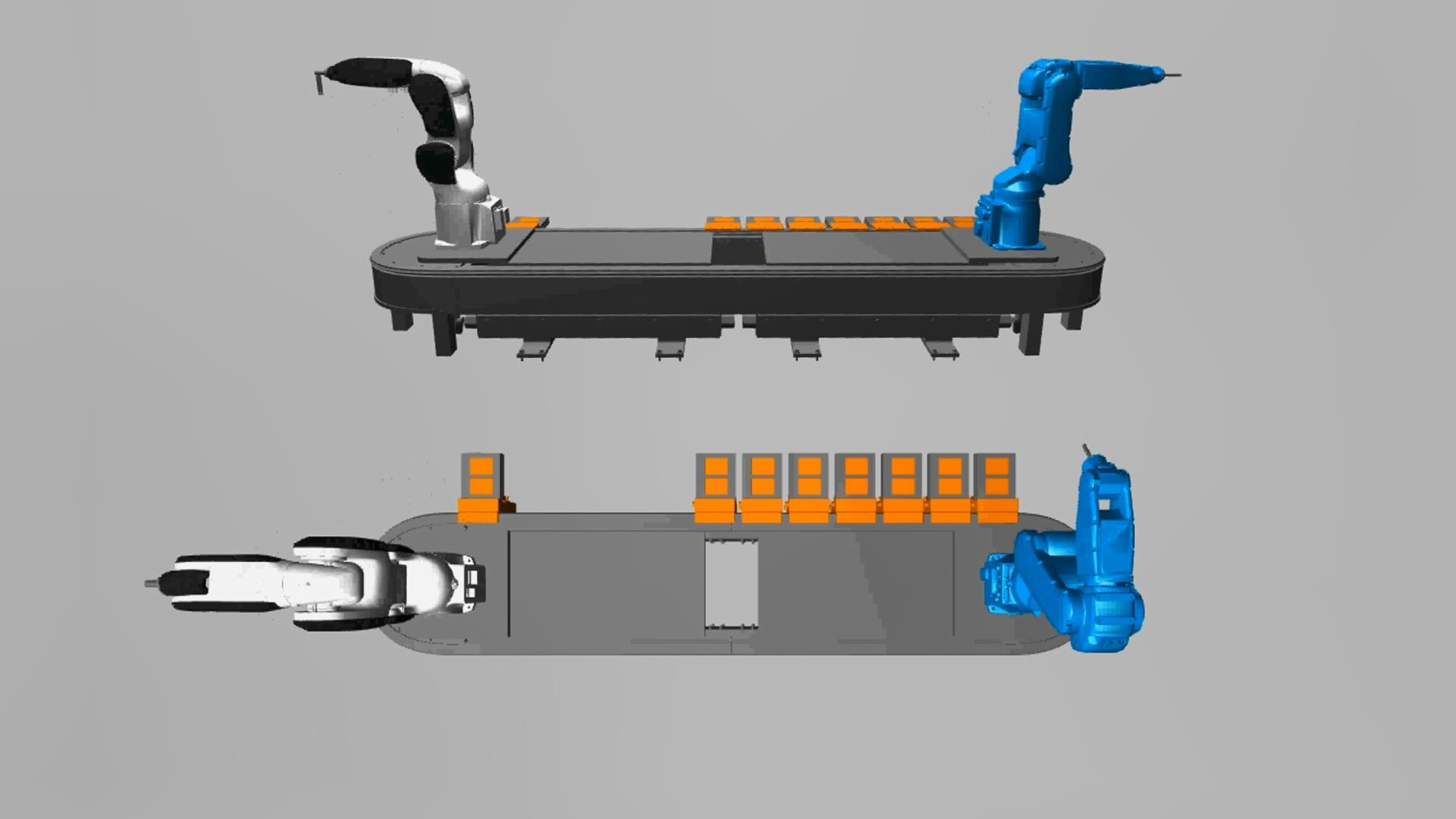 贝加莱SuperTrak—下一代工业输送技术
