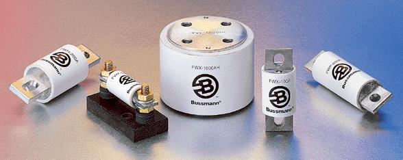 BUSSMANN快速熔断器保险丝FWH、FWP、FWX等系列