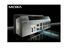 MOXA-模块化网管型工业以太网交换机-EDS-728
