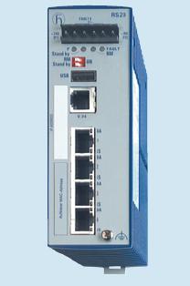 赫思曼一体化交换机RS20-0400T1T1SDAEHC