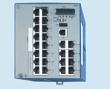 赫思曼一体化交换机RS20-2400T1T1SDAEHC