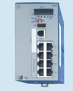赫思曼一体化交换机RS20-0800T1T1SDAEHC