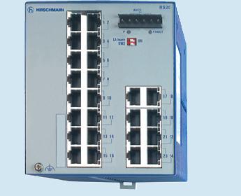 赫思曼一体化交换机RS20-2400T1T1SDAUHC