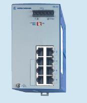 赫思曼一体化交换机RS20-0800T1T1SDAUHC