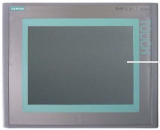 西门子带10英寸显示屏的新型移动式面板