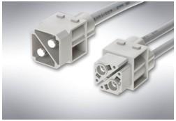 HARTING压接连接器Han-Modular®
