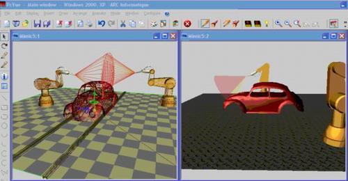 法国彩虹新一代SCADA软件PcVue 8.10