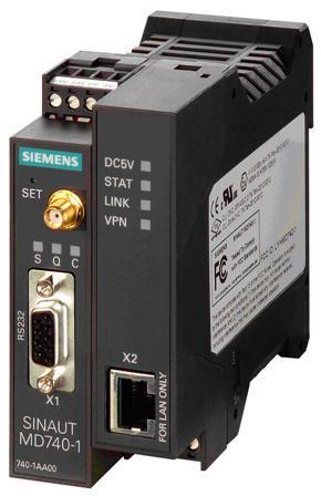 西门子SINAUT MD740-1调制解调器/路由器
