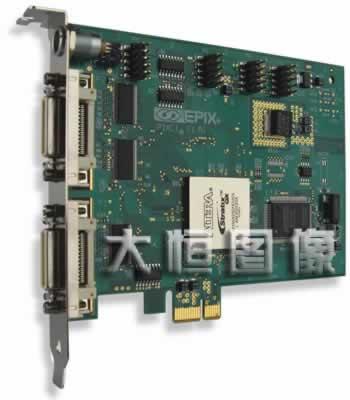 PIXCI®EL1低成本PCI E ×1 Camera Link 相机图像采集卡