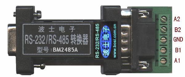 集成2路RS-232/2路485转换器-BM2485A