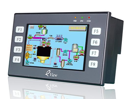 步科新产品eView HMI MT4201T