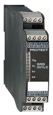 施迈赛极具竞争力的安全继电器SRB 301 LC