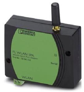 菲尼克斯串口无线局域网适配器FL WLAN SPA