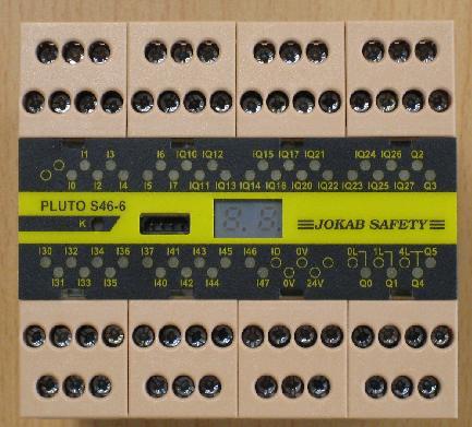 安可保生产的Pluto安全PLC