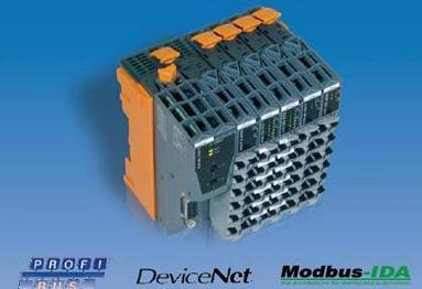 贝加莱开放、兼容、即插即用的开放式I/O系统