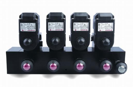 诺冠ESD三重化电磁阀冗余系统