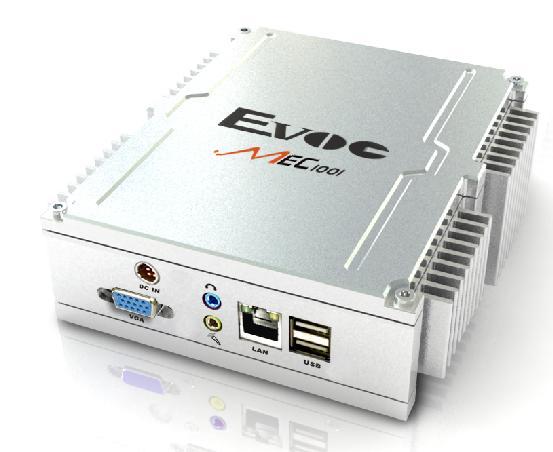 研祥MEC-1001超小型低功耗无风扇嵌入式整机