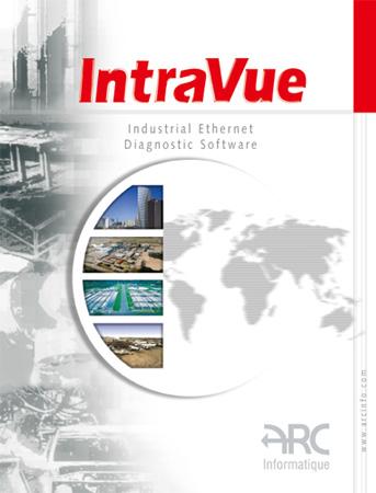 工业IP设备的监视和维护工具IntraVue