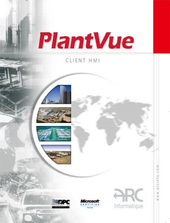 法国彩虹PlantVue HMI应用软件