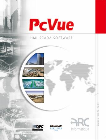 PcVue SCADA 软件 8.2 版本
