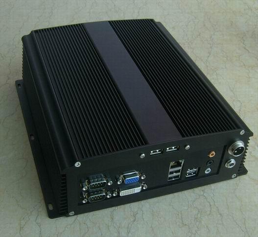 车载电脑CARPC(INTEL DUAL CORE 2.0G)