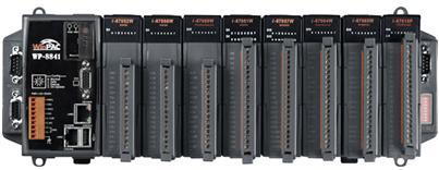 泓格带8槽I/O的标准WinPAC-8000控制器