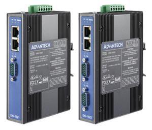 研华自动化可靠型串口服务器EKI-1521/EKI-1522