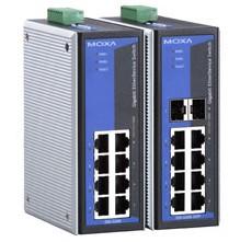 MOXA-全千兆非网管型以太网交换机-EDS-G308系列