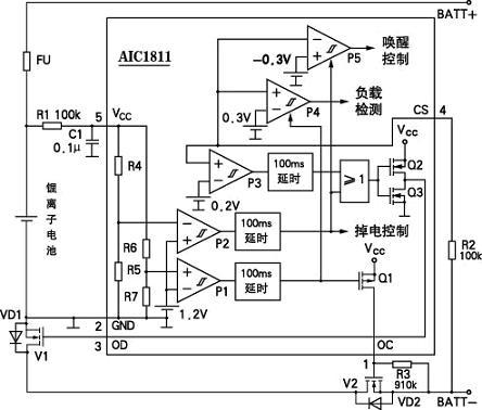 电路 电路图 电子 户型 户型图 平面图 原理图 444_378