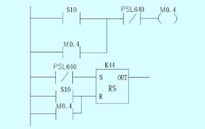 plc在氮气压缩机控制系统改造中的应用如图