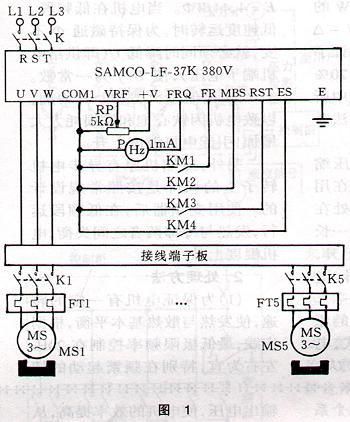 主电路及控制电路