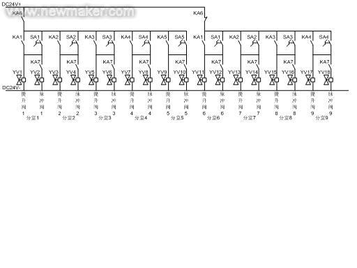 器plc外部接线图