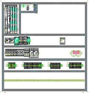 eplan21在港机电控系统的应用展