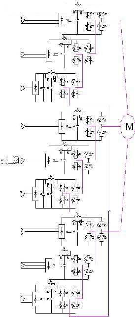 igct模块主回路电路图