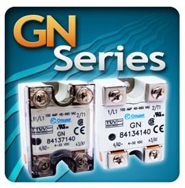 CROUZET固态继电器子公司优化GN系列SSR的布线能力如图