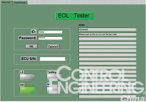 汽车发动机管理模块测试系统的设计(图)