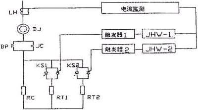 图1转子回路接线图