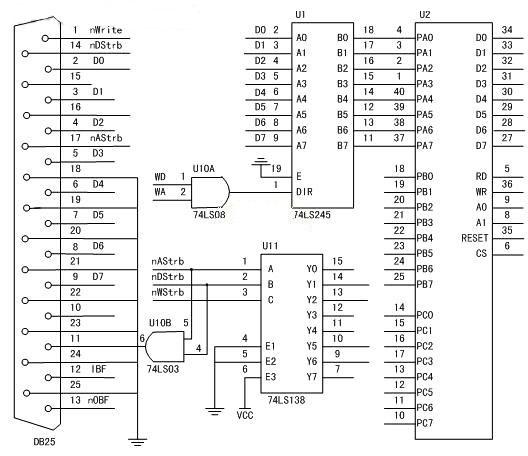 电路上电时,电容c迫使reset引脚处于电平