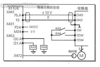m7130磨床电路图分析