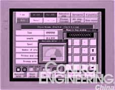 OMRON PLC伺服控制系統在薄板V型刨槽機上的設計如圖