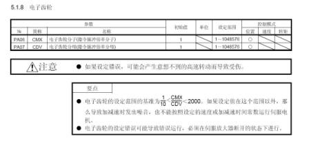 对CMX和CDV的设置限制