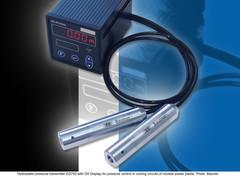 压力传感器ED752和DX显示器