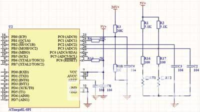 一种实用的车载空调控制器设计